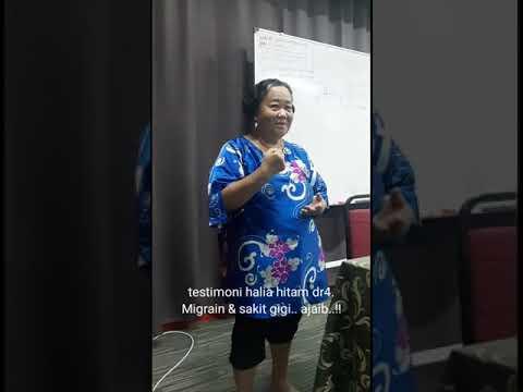 Testimoni Dr4 Halia Hitam