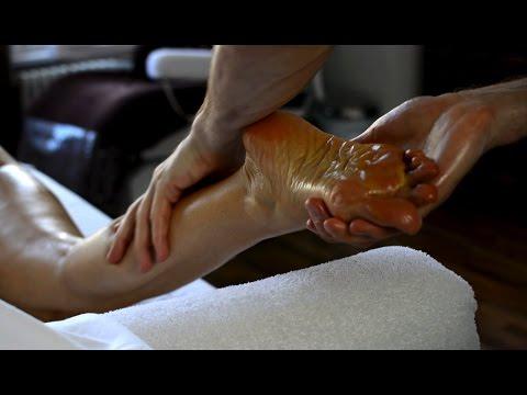 Wellness Massage, ASMR No Talking, Lomi Fascial Release, Part 2