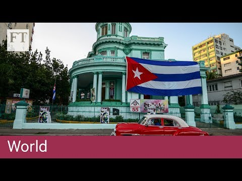 What the future holds for the new entrepreneurs in post-Castros Cuba