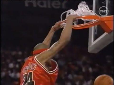 Tyrus Thomas - 2007 NBA Dunk Contest