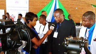 Voices Of The New Sierra Leone Parliament
