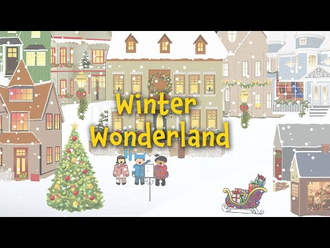 Winter Wonderland | Free Christmas Carols & Songs (karaoke)