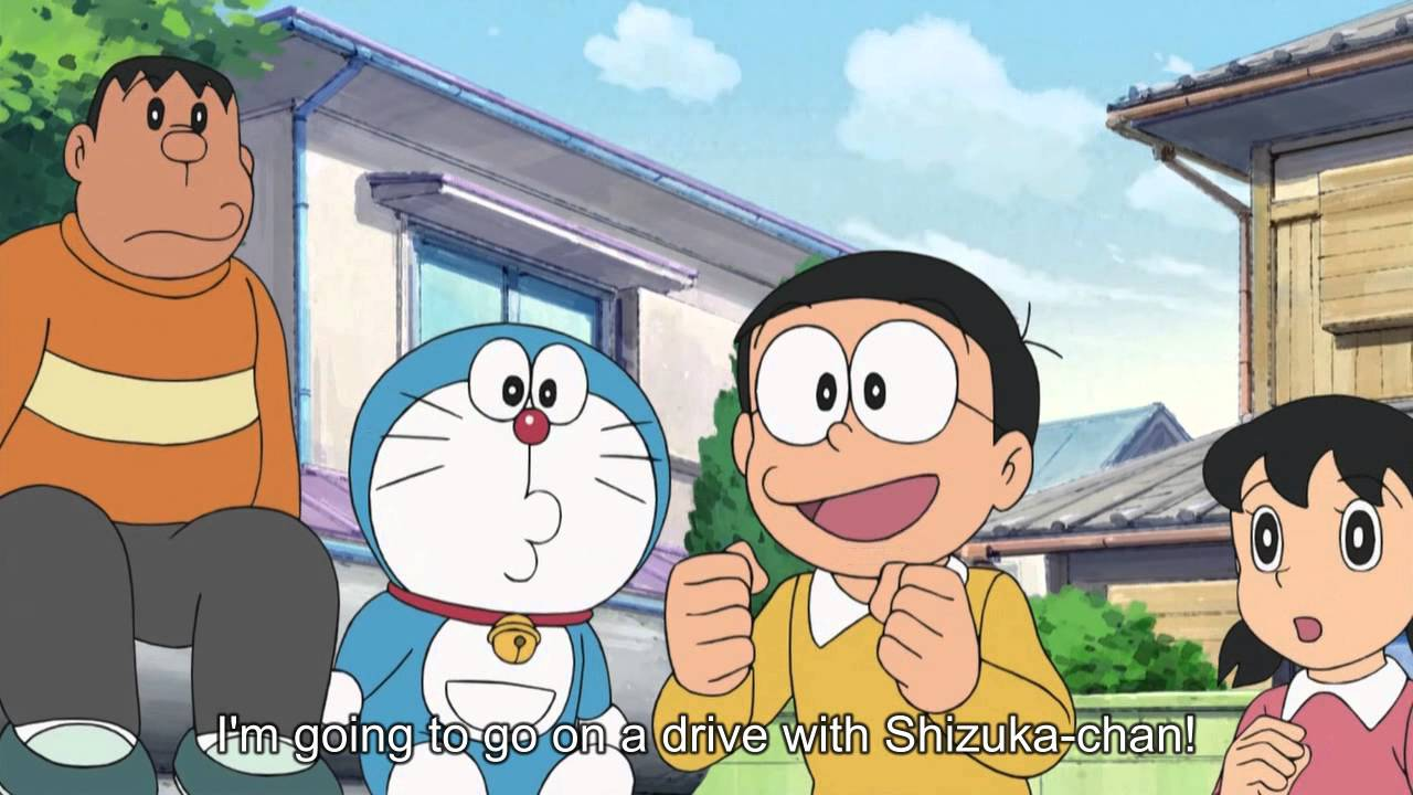 New Doraemon 2005 Live Action X Toyota Cm 1 Maainan Doraemoon Kyutt Yojigen720p87a9daf6avi