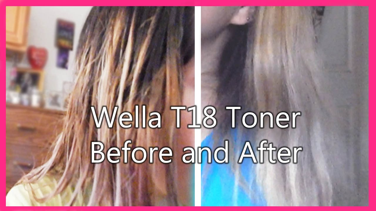 Wella T18 Toner Reviews Find Your Perfect Hair Style