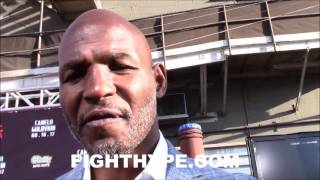 BERNARD HOPKINS DOUBTS KNOCKOUT ENDING IN CANELO VS. GOLOVKIN, BUT SEES KNOCKDOWNS; BREAKS IT DOWN