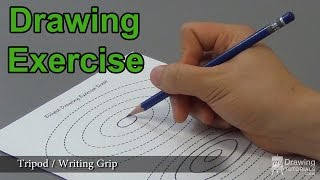 A Drawing Exercise Every Beginner Artists Should Do (Draw Better Circles & Ellipses)