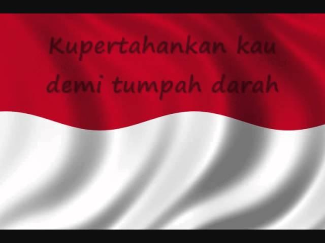 Lagu-lagu Nasional Wajib Indonesia
