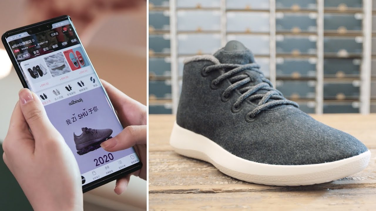 How Allbirds Brought its Message of Sustainability to Consumers in ...
