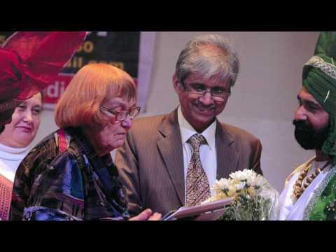 Dedicated to Hindi teacher from Tarusa city – Dr. Liudmila Savelyeva, who passed away in 2016