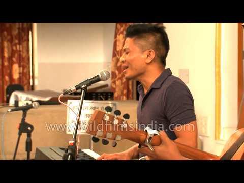 El Shaddai gospel song by Maker Kashung