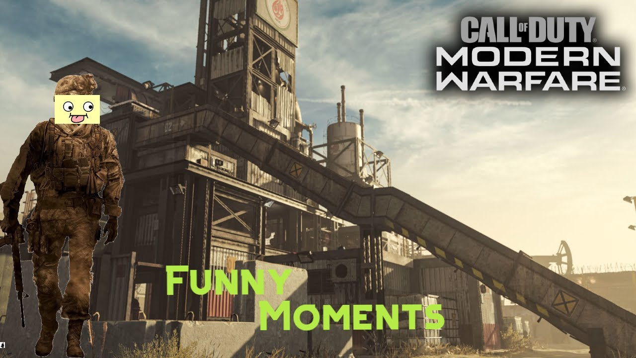 Call of duty modern warfare] Funny moments epic Wins and Falls