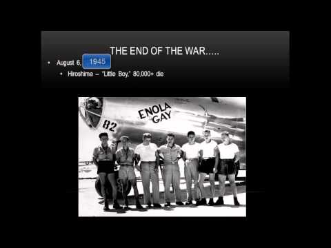APUSH Review World War II YouTube