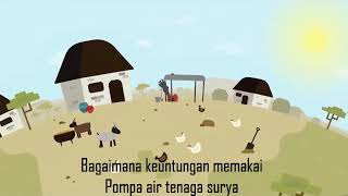 Pompa Tenaga Surya / Solar Pump System / Yundasolar