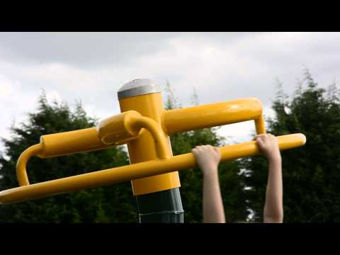 Flymobile - Outdoor Playground Equipment