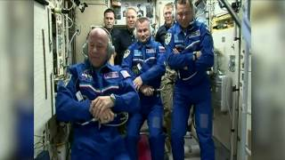 What's New in Aerospace – A Presentation by NASA Astronaut Jeff Williams