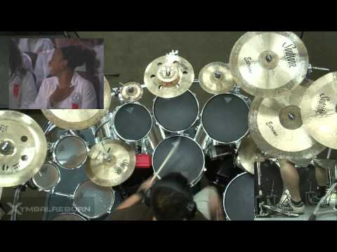 Breaking Free from High School Musical by Zac Efron and Vanessa Hudgens Drum Cover by Myron Carlos