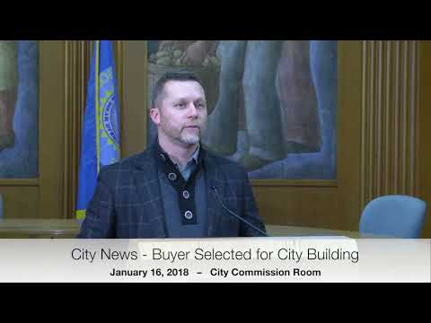 2018-01-16   City News   City to Sell Old Parks Building