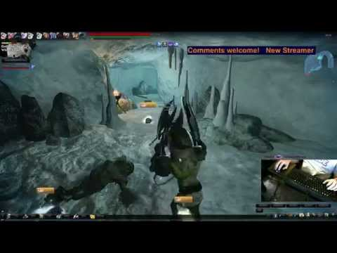 Twitch - Vindictus Iron Ore farming