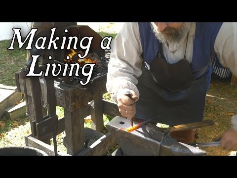 Making a Living in Living History - Q&A