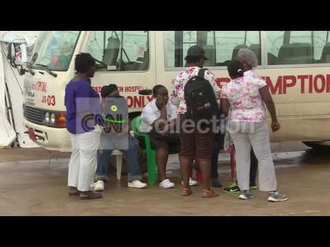 LIBERIA: HEALTHCARE WORKERS THREATEN TO STRIKE