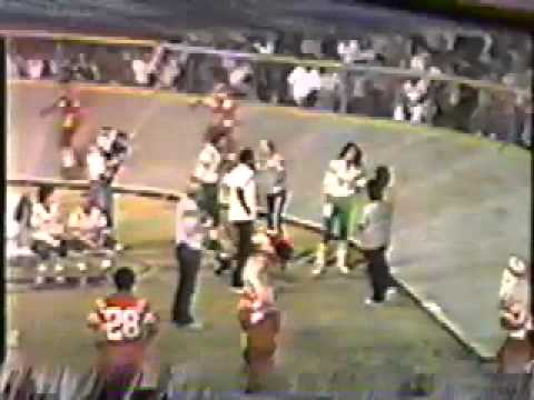 Roller Derby Part 1: Debbie Heldon Juanita Ricardo Vs Diane Syverson and Georgia Hase