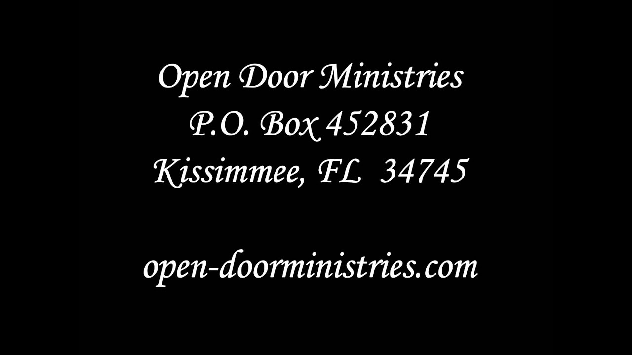 About Open Door Ministries Honduras  sc 1 st  YouTube & About Open Door Ministries Honduras - YouTube