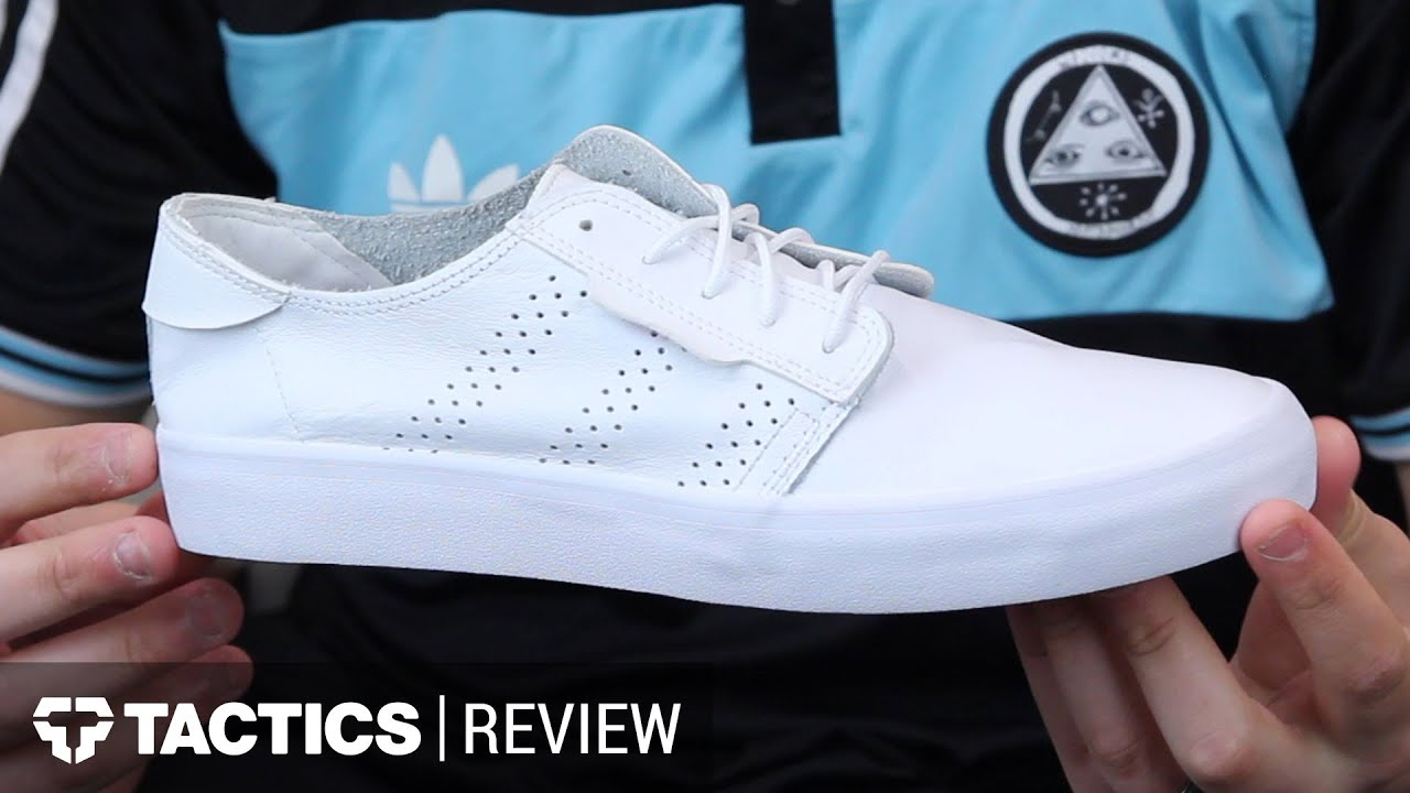 Adidas Seeley Essential Skate Shoes Review Tactics