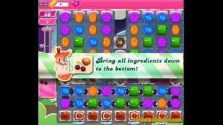 Candy Crush Saga - level 1235 (3 star, No boosters)