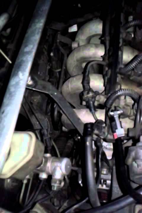How to restart a dead fuel pump for kia spectra - YouTube