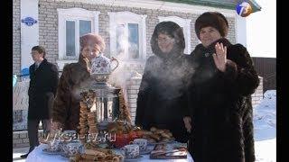 Торжественный пуск второй линии газификации поселка Виля состоялся 25 февраля.(, 2014-03-03T13:05:43.000Z)