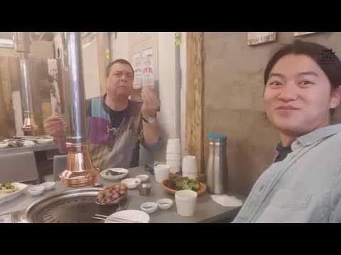 Daily life in Hanok 24 Guesthouse -4 Daily trip with Mario!
