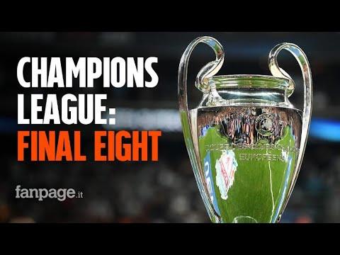 Champions League, le Final Eight a Lisbona: ecco il calendario completo
