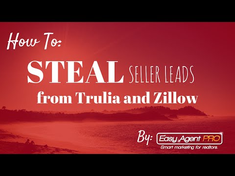 How To Steal Seller Leads From Trulia (legally…)