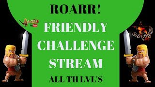 BEST ATTACKERS - Friendly Challenges for days - Clash of Clans.