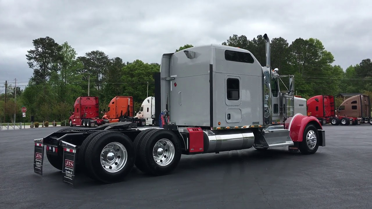 2014 Kenworth W900 For Sale