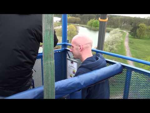 300ft Bungee Jump - Tatton Park, Knutsford - 25.04.15