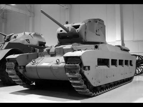 Матильда - жёсткий танк с женским именем.