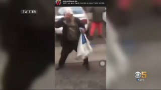 San Francisco Police Investigate Racially Charged Attack On Can Collector Caught On Video