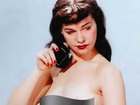 The Official Bettie Page Tribute Video