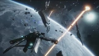 Star Citizen: Dogfighting | PC Gameplay