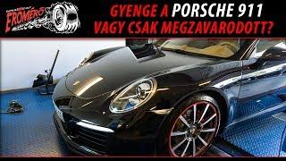 Totalcar Erőmérő: Gyenge a Porsche 911 vagy csak megzavarodott? [ENG SUB]