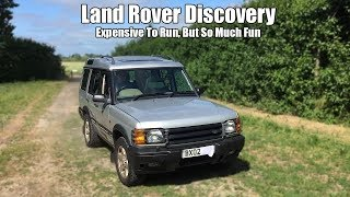 The Pros, Cons and Quirks of Daily Driving a 16-Year-Old Land Rover