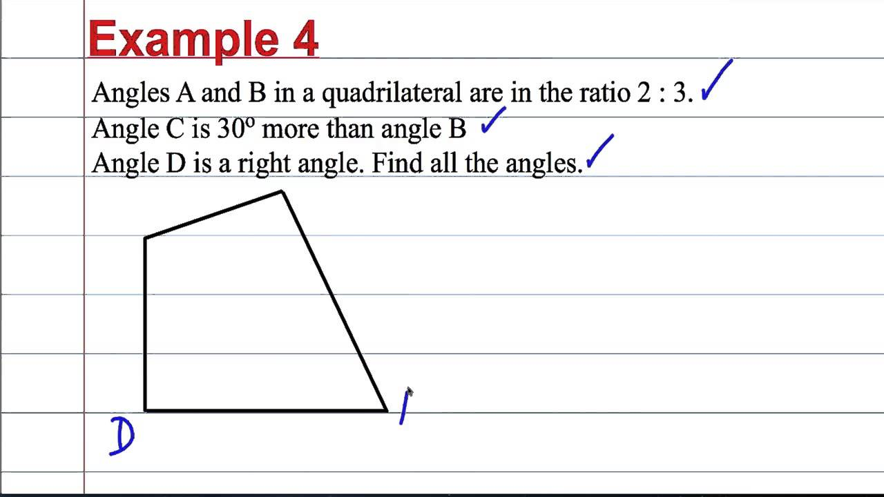 gcse maths revision solving linear equations from geometry  gcse maths revision solving linear equations 3 from geometry questions