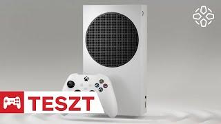 Töltőképernyők, ég veletek! - Xbox Series S teszt