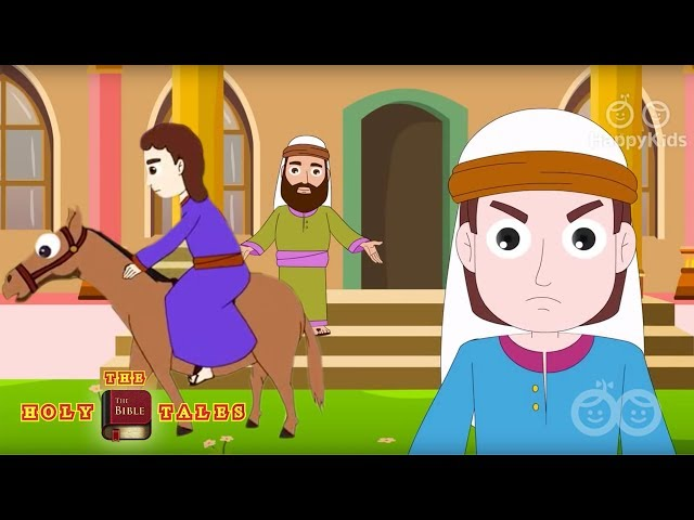 The Two Brothers - Bible Stories For Children