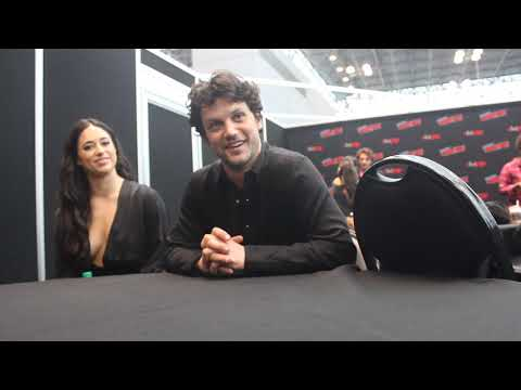 Jeanine Mason & Nathan Parsons Interview For 'Roswell, New Mexico