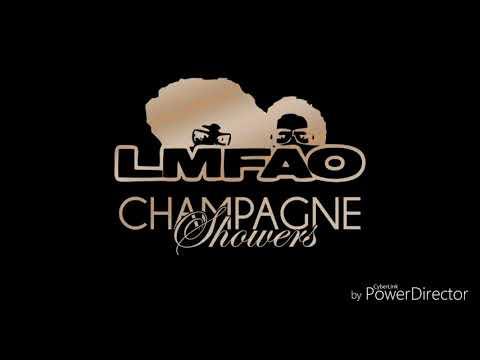 Lmfao - Champagne Showers feat Natalia Kills Música  Axel Channel9000