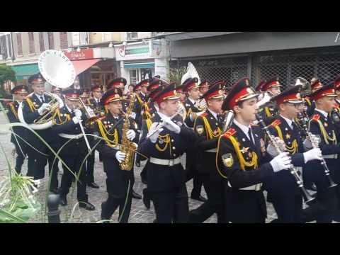 Festival international de musique militaire Albertville 2016