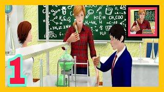 School Teacher Life Simulator 3D High School Games screenshot 3