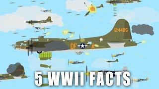 Amazing World War II Facts